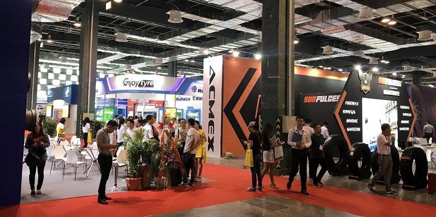 CITEXPO w Szanghaju. Największe w Azji targi branży oponiarskiej