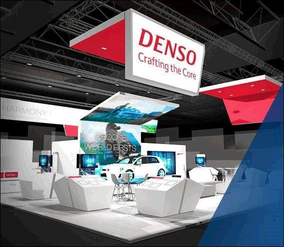Przełomowe produkty DENSO na targach Automechanika 2018