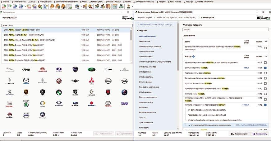 Efektywne zarządzanie (3) – dane serwisowe – czasy napraw