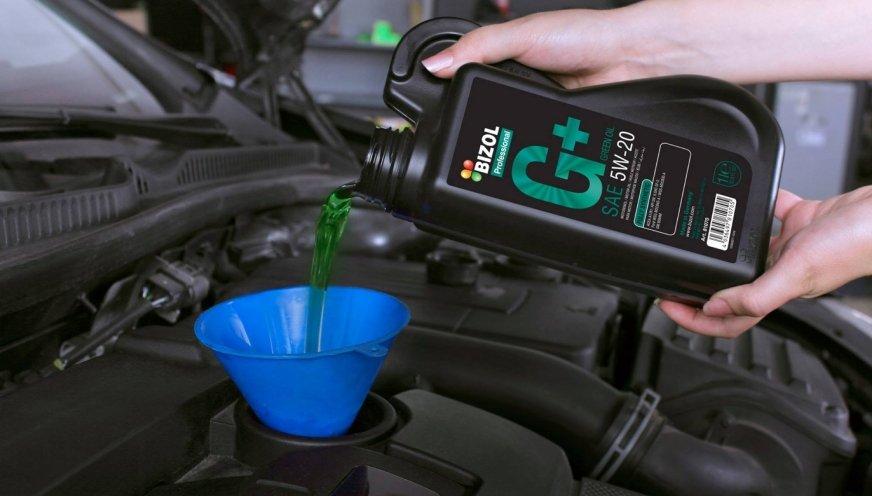 Poradnik: z czego składa się olej silnikowy?