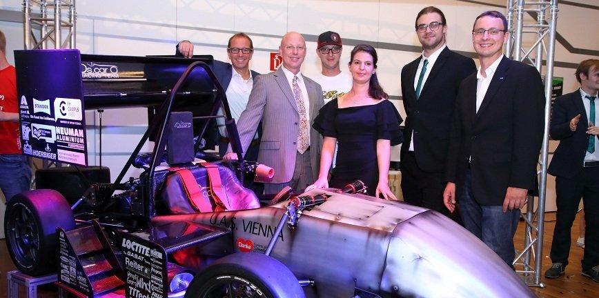 Standox wspiera austriacki zespół wyścigowy wzawodach Formula Student