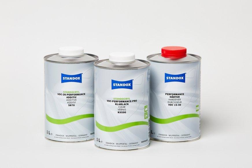 Innowacyjny lakier bezbarwny dla innowacyjnych warsztatów