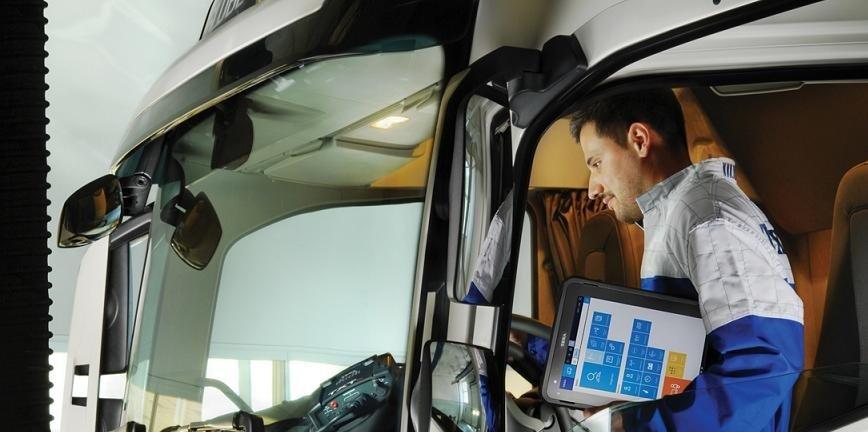 Aktualizacja 45.0.0 oprogramowania IDC5 Truck