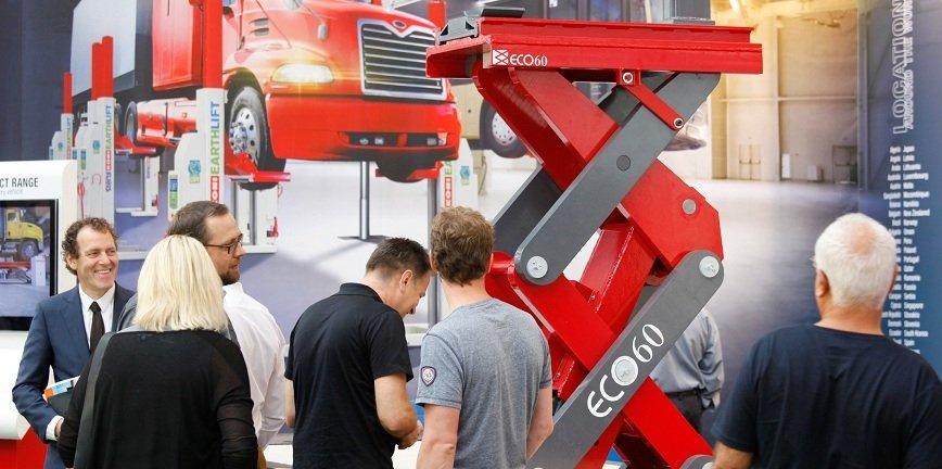 Automechanika Frankfurt: duża oferta dla serwisów pojazdów użytkowych