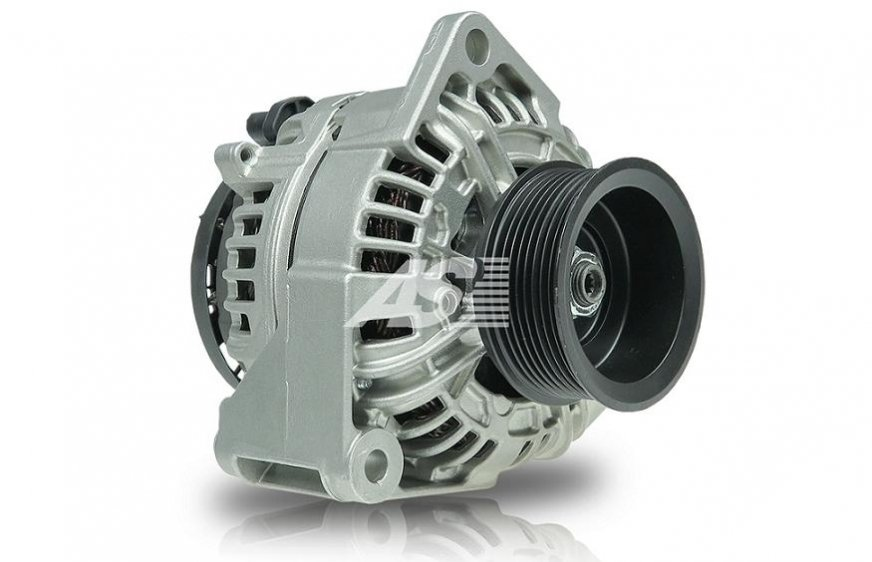 AS-PL we Frankfurcie: alternator numer A0122PR