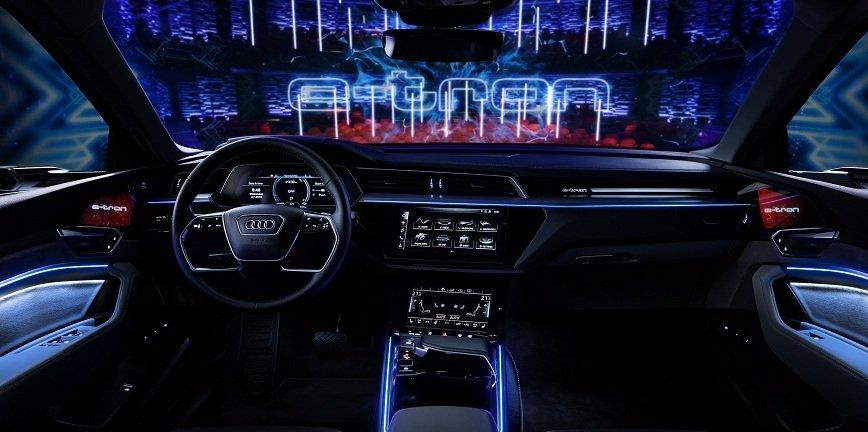 Audi rusza z elektryczną ofensywą