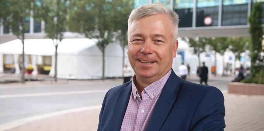 Rafał Sosnowski, prezes STM.