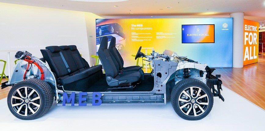 Auta elektryczne w umiarkowanej cenie?  Volkswagen rozpoczyna kampanię ELECTRIC FOR ALL.