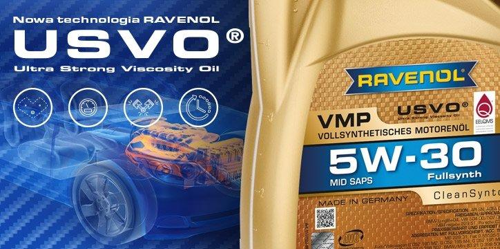 Ravenol: nowa technologia olejowa