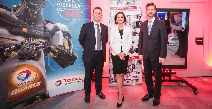 Total ogłasza konkurs