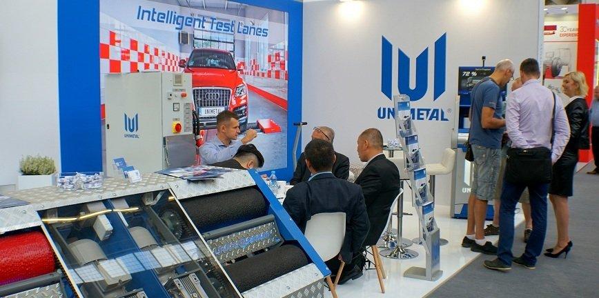 UNIMETAL: premiery na targach Automechanika Frankfurt