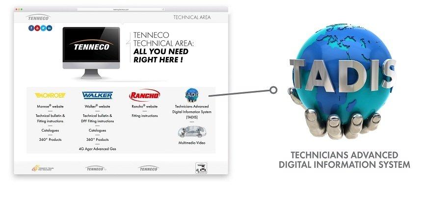 Tenneco uruchamia platformę eLearning dla dystrybutorów i mechaników