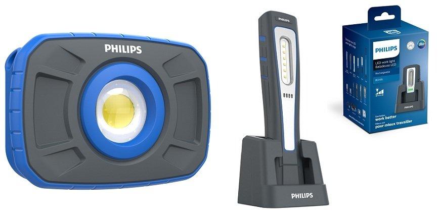 Nowe lampy robocze marki Philips