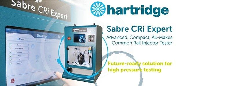 Nowość. Hartridge do testowania najnowszych wtryskiwaczy Common Rail