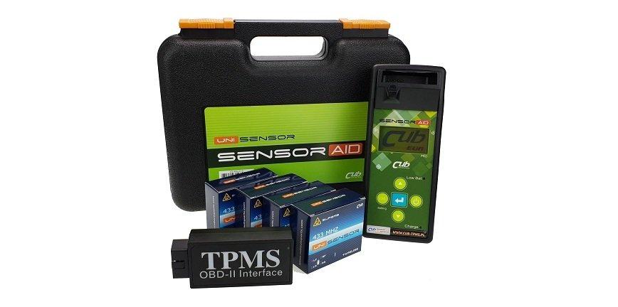 SENSOR AID – programator czujników ciśnienia TPMS