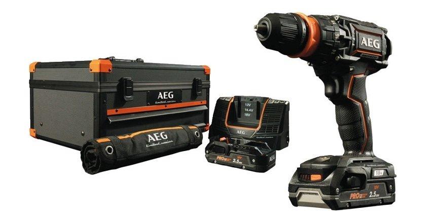 Limitowana seria Black Edition z okazji 120-lecia marki AEG