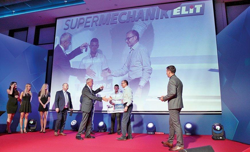 Supermechanik Elit 2018