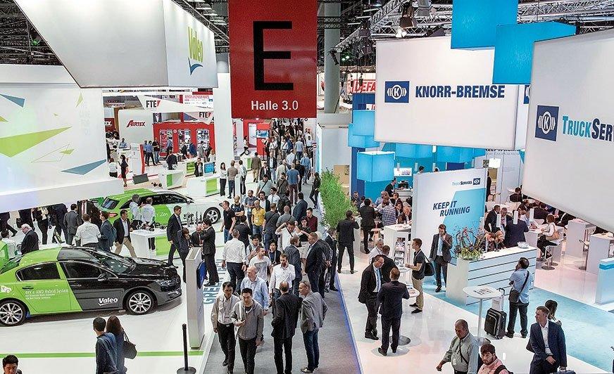 Jak na jubileusz przystało... (cz. 1) 25. edycja targów Automechanika Frankfurt