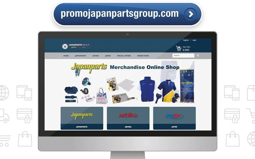 Japanparts otwiera nowy sklep dla dystrybutorów