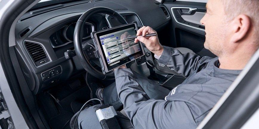 Nowoczesny samochód to ponad 300 parametrów diagnostycznych