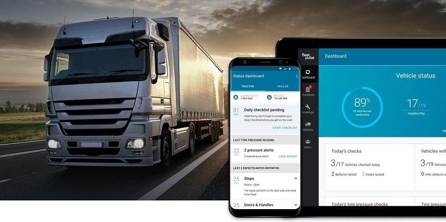 FleetPulse - rozwiązanie dla flot od Bridgestone