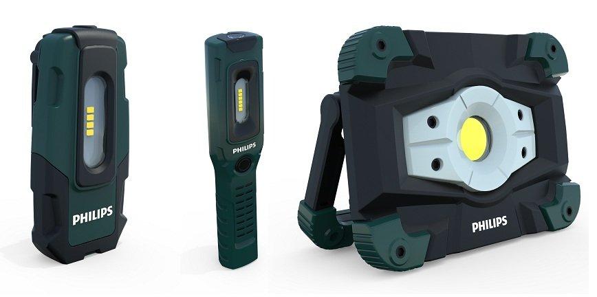 EcoPro - gama lamp roboczych Philips