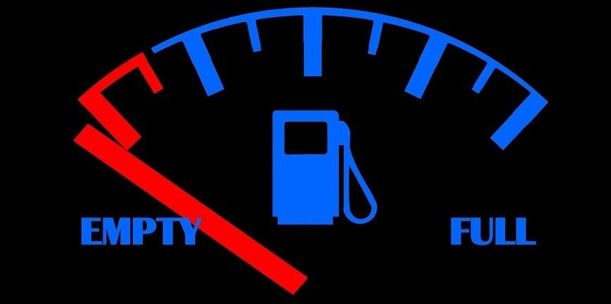 Brak paliwa może skutkować szeregiem zniszczeń ...