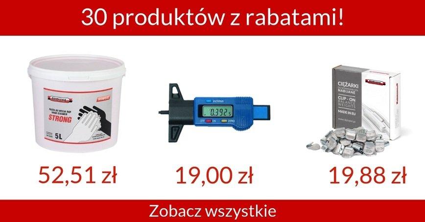 TIP-TOPOL: 30 produktów na sezon przekładkowy