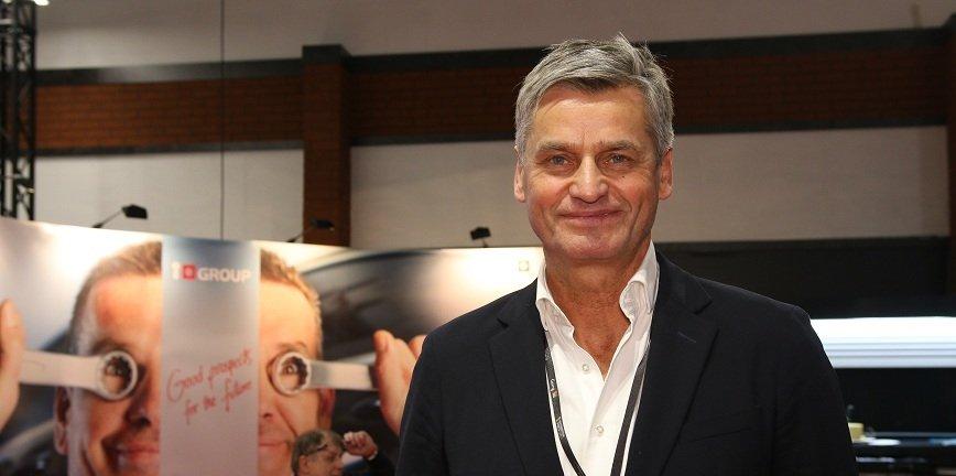 Grzegorz Kazimierski, prezes Italcom.