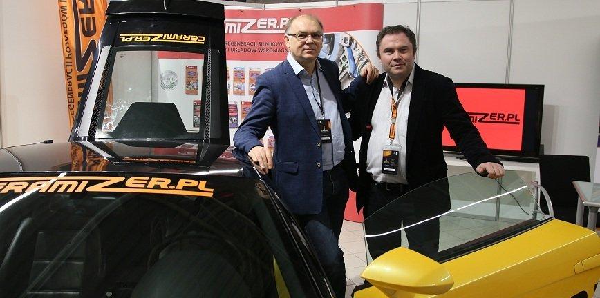 Ceramizer zaprezentował produkt dla silników sportowych
