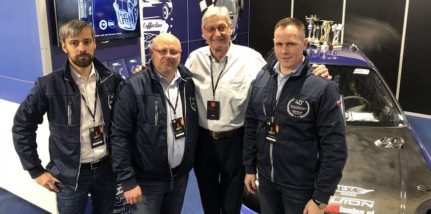 TOMEX na targach Automotive Parts Expo