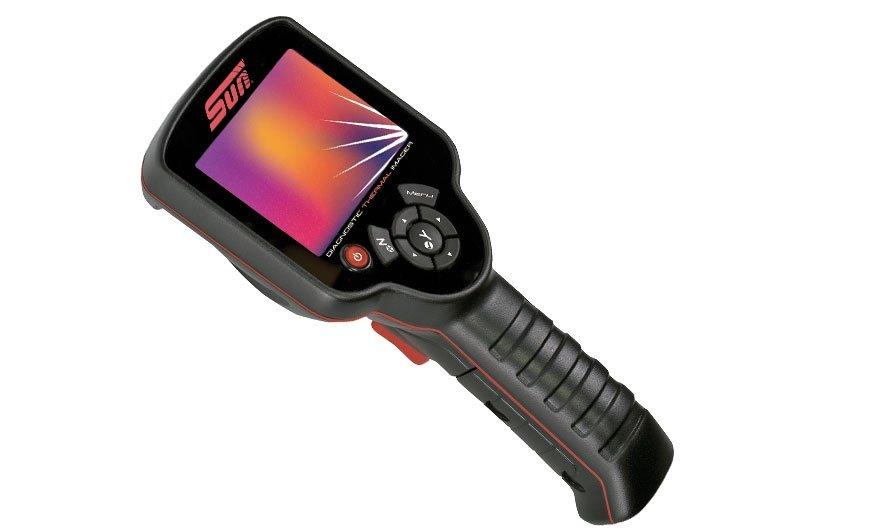 Diagnostyczna kamera termowizyjna