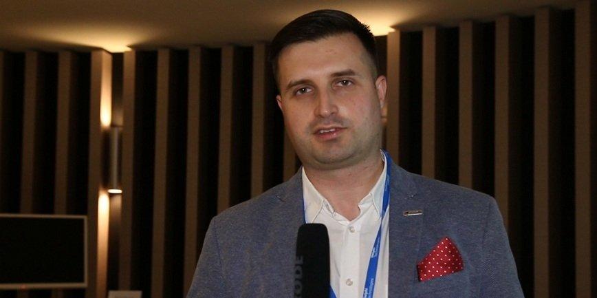 Mariusz Pawluk, autor projektu