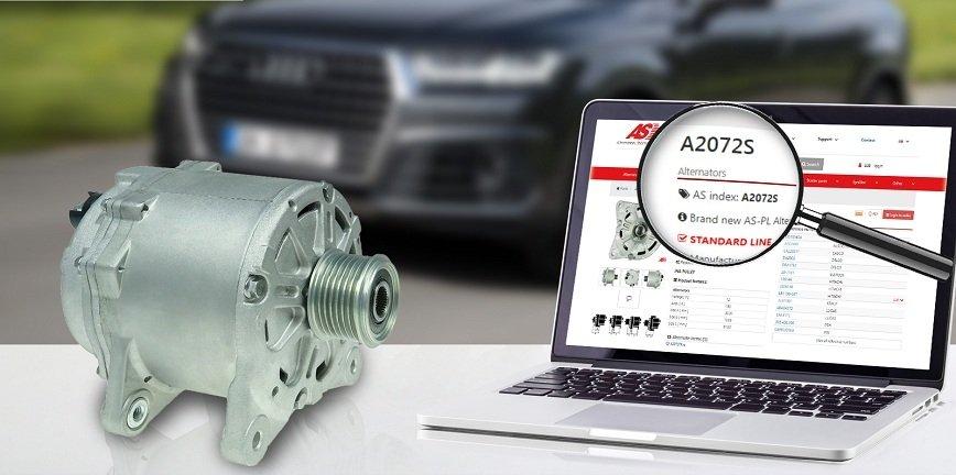 AS-PL wprowadza alternator do Audi Q7