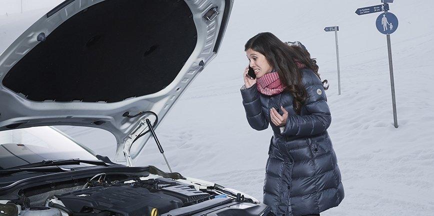 Zimą 40% awarii jest spowodowanych niesprawnością akumulatora