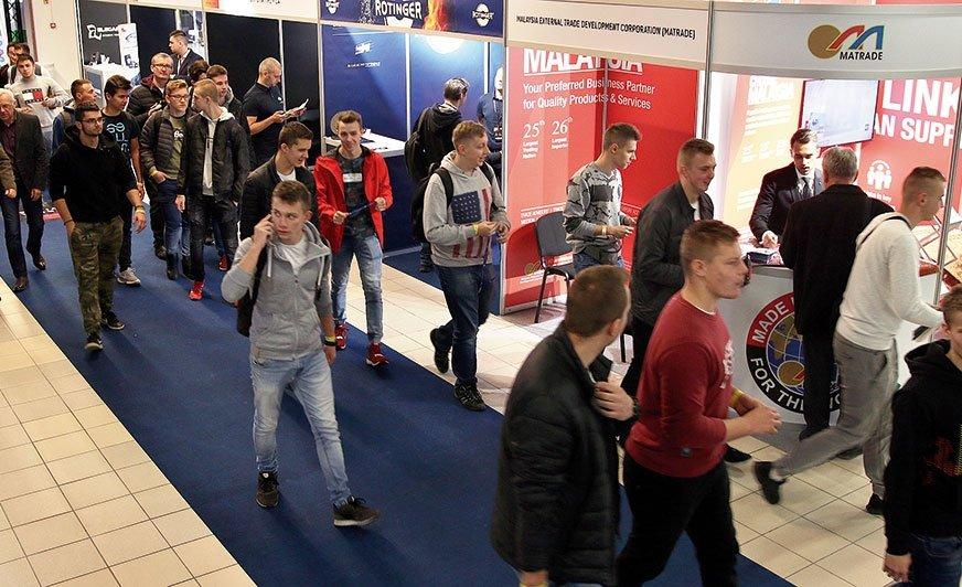 Automotive Parts Expo – targi branży warsztatowej wWarszawie