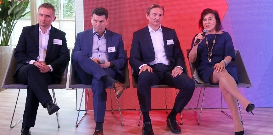 Krystyna Boczkowska, prezes Robert Bosch najlepszą managerką w Polsce