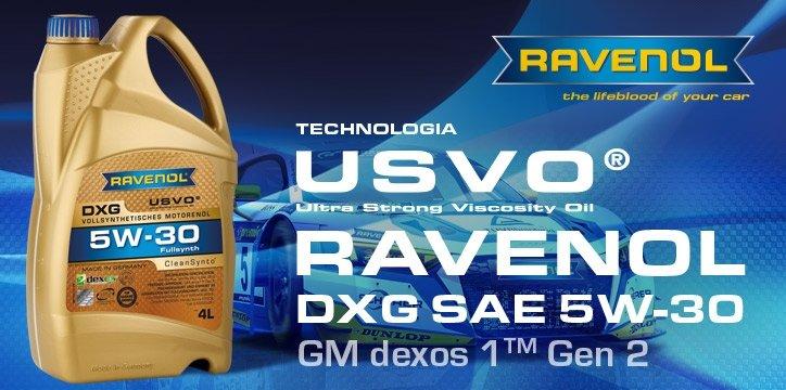 Olej silnikowy w technologii USVO® z aprobatą GM dexos1™ Gen 2