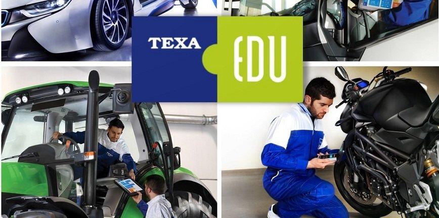 Kolejny cykl szkoleń TEXA EDU. Luty 2019