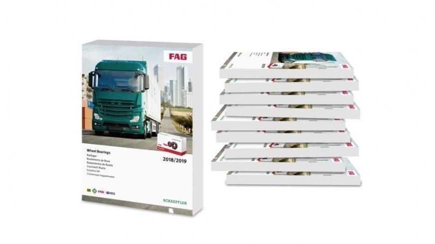 Nowe łożyska kół dla pojazdów ciężarowych. Nowy katalog Schaeffler