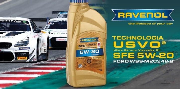 Nowość: RAVENOL Super Fuel Economy SFE SAE 5W-20