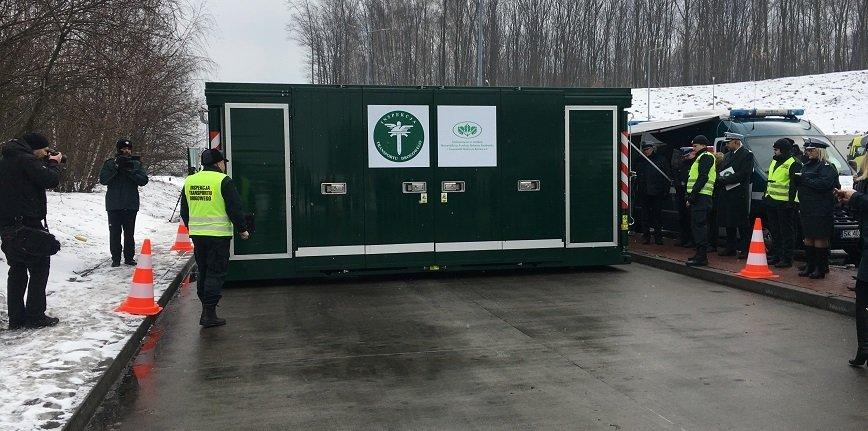 Mobilna stacja diagnostyczna CERTUS dla śląskich inspektorów ITD