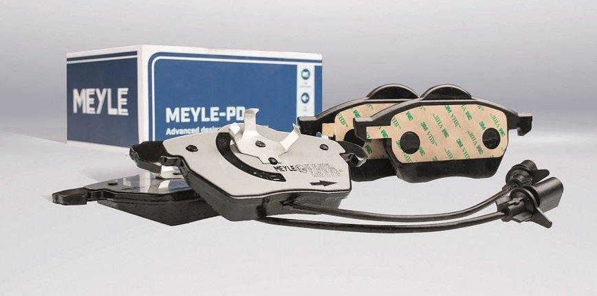 Meyle: nowe mieszanki okładzin ciernych dla okładzin hamulcowych