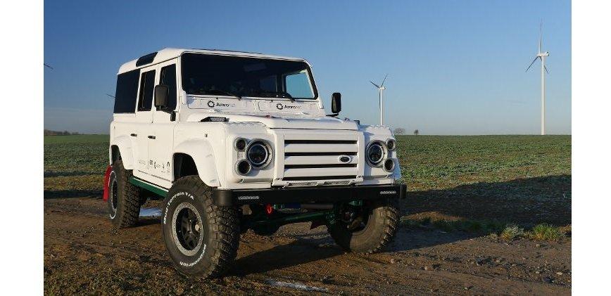 Polacy przejadą Rajd Dakar autem elektrycznym?