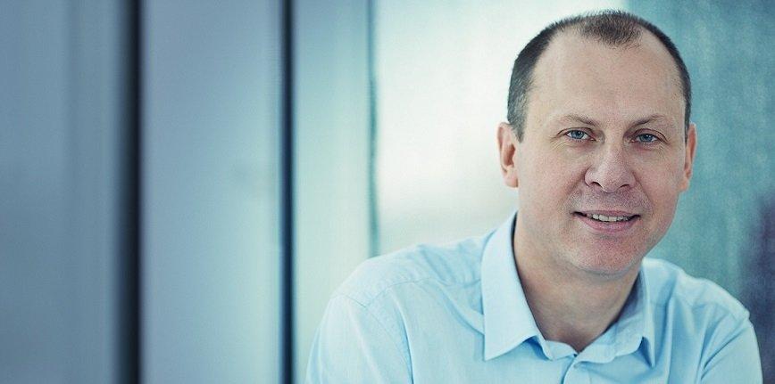 Jacek Żurowski, dyrektor regionalny Zebra Technologies w Europie Środkowej.