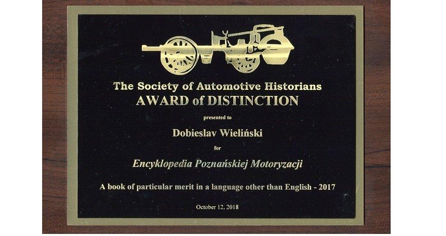 Motoryzacyjne Oskary rozdane. Wśród laureatów Polak