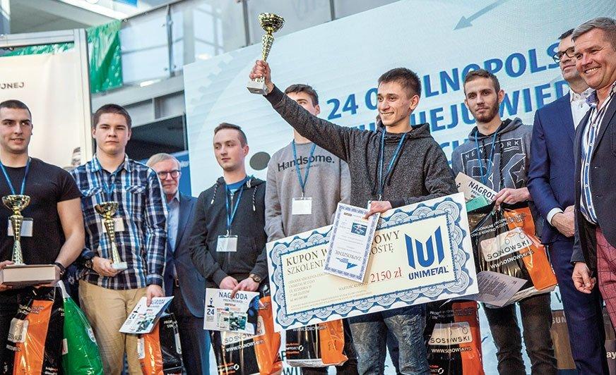 Ruszyła rejestracja na OTWS – cenne nagrody dla uczniów iszkół samochodowych
