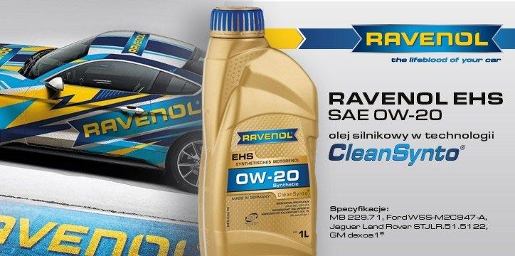 Nowy olej lekkobieżny RAVENOL