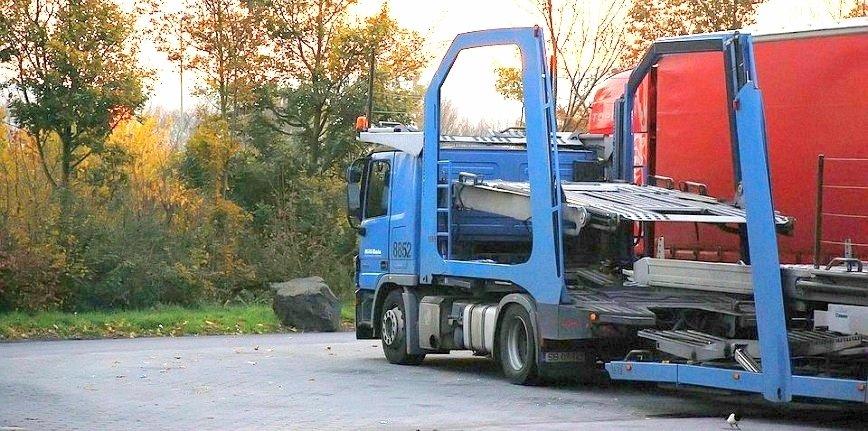 Pierwsze w historii UE normy emisji spalin dla ciężarówek
