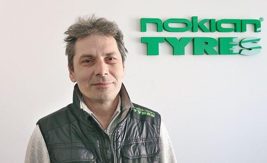 Bogusław Czaplarski, ekspert Nokian Tyres